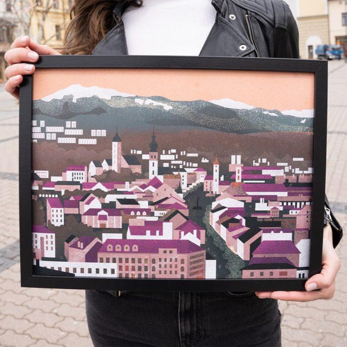 Print Banská Bystrica