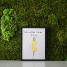 Print FemaleBoss - Sny