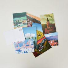 Pohľadnice Banskej Bystrice