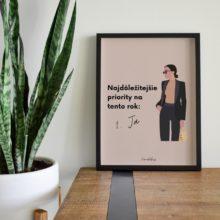 Print Priority - FemaleBoss