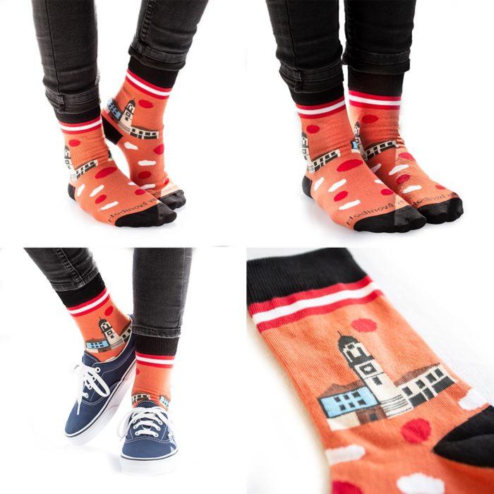 Ponožky Banskej Bystrice - Hodinová veža